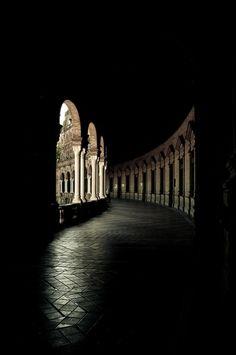 Plaza de España Square in Seville, Spain Ann Latzo Dali, Armani Hotel, Wallpaper Aesthetic, Falling Kingdoms, Light And Shadow, Belle Photo, Light In The Dark, Beautiful Places, Amazing Places
