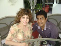 Orlando y Verónica en Acapulco, 2014.
