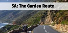 South Africa: Guided motorcycle tour by Globebusters – the Garden Route