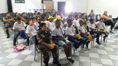 """BLOG  """"ETERNO APRENDIZ"""" : PROJETO FUTURO GUARDIÃO CONCLUI PRIMEIRO MÓDULO PA..."""