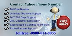 Because of the huge web access traffic on Yahoo, your system may get stuck with many technical problems.  Yes, however you don't have to stress over this now, because of a group of excellent tech support services. There are numerous third party customer support providers who are taking care of your yahoo related issues and other technical problems easily and taking online Yahoo customer care service are only an arrangement of click far from you.