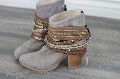 DIY Fall Boot Fashion via Lilyshop Blog by Jessie Jane.