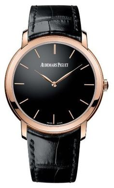 The #Audemars #Piguet Jules Audemars Mens Watch  is long lasting, stylish, and confident to turn heads when you wear it.