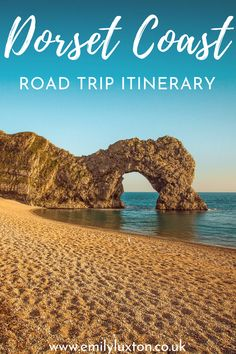 Best of Dorset Coast (and New Forest) Road Trip Itinerary A road trip itinerary for exploring the Dorset coast in South West England. This is the perfect way to spend a weekend in Dorset Dorset Travel, Ireland Travel, Travel Uk, Travel Plan, Portugal Travel, Beach Travel, Luxury Travel, Travel Tips, Road Trip Uk
