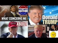 What Concerns Me About Donald Trump - YouTube