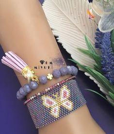 Haftanın son kapanışı en sevilen modellerden olsun ♀️ - - Bilgi ve sipariş için Dm ulaşabilirsiniz  ——————————————————- #miyuki #instalike #taki #boncuk #design #handmade #jewelry #happy #takı #beads #bileklik #bracelet #purple #instagood #instadaily #photooftheday #art #fashion #style #trend #girl #like4like #aksesuar #love #stylish #instalike #likeforlike #today #picoftheday #prestijboncukdunyasi @prestijboncukdunyasi