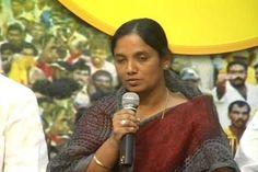 Paritala sunita on her son sriram http://www.teluguwishesh.com/707-quick-news/56049-paritala-sunita-on-her-son-sriram.html
