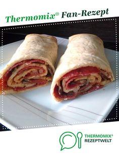 Pizzarolle / Low Carb Sis glutenfrei von g-team23. Ein Thermomix ® Rezept aus der Kategorie Backen herzhaft auf www.rezeptwelt.de, der Thermomix ® Community.