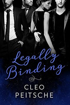 """Read """"Legally Binding"""" by Cleo Peitsche available from Rakuten Kobo. LEGALLY BINDING (Lawyers Behaving Badly is a steamy office menage BDSM novella of words. Maisie can't hide h. Film Music Books, Audio Books, Got Books, Books To Read, Book Suggestions, Romance Books, Book 1, Free Books, Reading"""