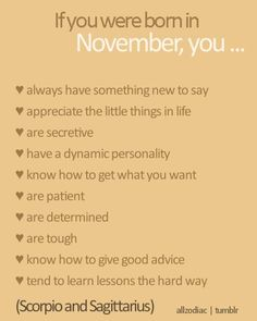 I'm a December baby, but still Sagittarius.. ALOT of this is me!