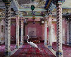 Flight to Freedom, Durbar Hall © Karen Knorr / Danziger Gallery NY