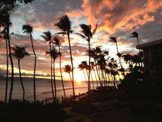 Hawaii - Sonnenuntergang