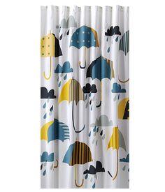 Danica Studio Umbrellas Shower Curtain
