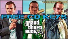 GTA 5 Keygen [Free CD Keys] 2016