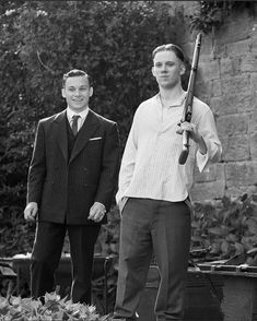 """27k Likes, 372 Comments - Finn Cole (@finn_cole) on Instagram: """"Continue to watch Peaky Blinders tonight, 9pm, BBC 2. Here's a photo of John Boy standing next to a…"""""""