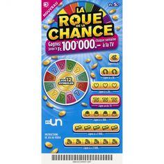 """25x 2 billets de la Loterie Romande: """"La Roue de la Chance"""" à gagner!"""
