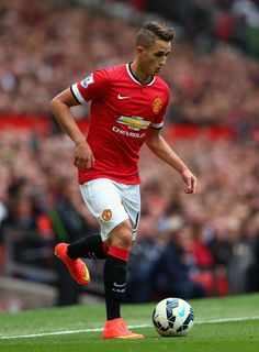 Adnan Januzaj - Manchester United v Swansea City, 16th August 2014