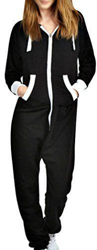 SkylineWears Women's Ladies Onesie Hoodie Jumpsuit Playsuit, http://www.amazon.com/dp/B01M7UAIR0/ref=cm_sw_r_pi_awdm_x_hzPgyb01CVRJ4