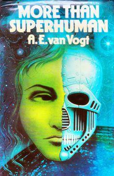 A.E. Van Volt - superhuman