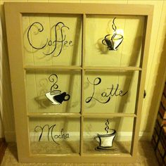 Элементы декора для кофейной вечеринки #кофе #кофейнаявечеринка http://letoevent.com.ua/product/coffee-party/