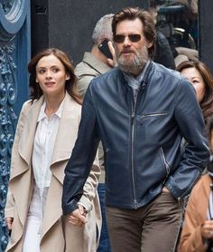 Sad News: Jim Carrey's girlfriend reportedly commits suicide at 28