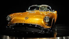 1954 Oldsmobile F-88 | Design: Harley Earl | General Motors | This car never made it to production