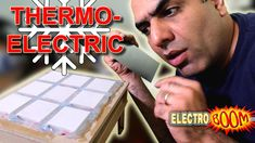 Making Cooler/Generator with Thermoelectric Device Thermoelectric Generator, Zero Point Energy, Guitar Rig, My Essentials, Off The Grid, Learn Math, Science And Technology, Learning, Youtube