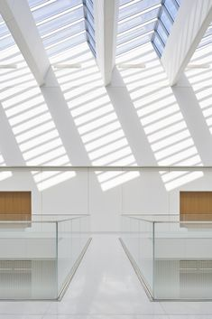 Federal Architecture, Architecture Images, Facade Pattern, Famous Architects, Roof Light, Light And Space, Atrium, Architectural Elements, Skylight