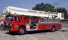 Fire Apparatus, Fire Dept, Fire Trucks, Snorkeling, Rigs, Tower, Ford, Platform, Diving