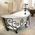Love these bathtubs.