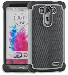 myLife Neutral Grey {Impact Design} 2 Piece Hybrid Reflex Case for the LG G3 Smartphone (Outer Rubberized Fit On Protector Shell + Internal Silicone SECURE-Grip Bumper Gel) myLife Brand Products http://www.amazon.com/dp/B00NUES4V0/ref=cm_sw_r_pi_dp_pv8tub0N993F1