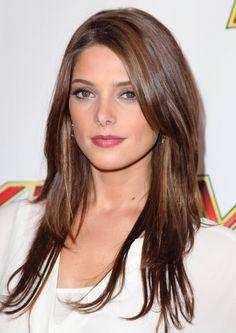 Ashley Greene | Long Hairstyles Thin Hair