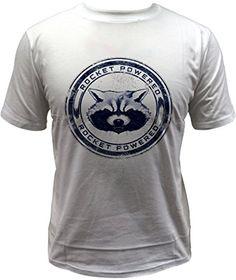 Guardianes-de-la-Galaxia-Camiseta-Rocket-Powered-talla-L