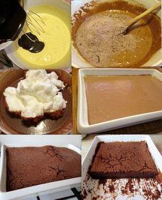 prajitura desteapta cu ciocolata neagra