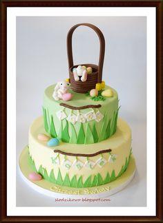 torty, chrzest, Wielkanoc