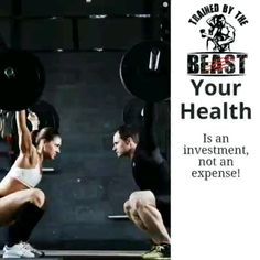 Trained By The Beast - Personal training and so much more! Beast, Coaching, Investing, Train, How To Plan, Website, Training, Strollers