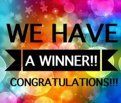 Winner!!!!