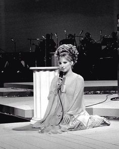On Ed Sullivan Show, 1969.