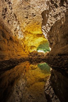 Cueva de los Verdes, Lanzarote, Canary Islands  http://www.vacationrentalpeople.com/vacation-rentals.aspx/World/Europe/Spain/Canary-Islands/Lanzarote
