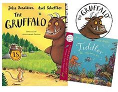 Deal of the Week - Julia Donaldson Buying Books Online, Books To Buy