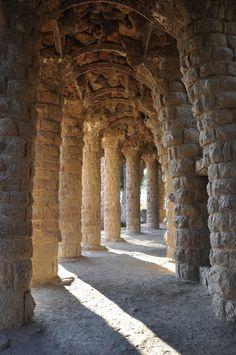 Parc Guelle - Barcelona