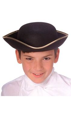 Child Tricorn Hat