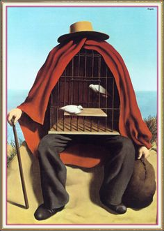 The therapeutist, 1937 Rene Magritte More Pins Like This At : FOSTERGINGER @ Pinterest.