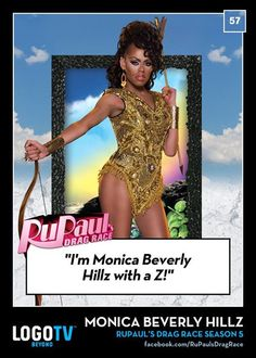 Drag Race Trading Cards