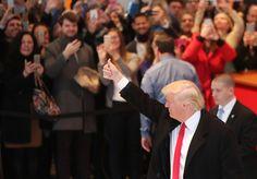 Nov. 28, 2016 - WashingtonPost.com - Editorial: Trump and his double standard as businessman president