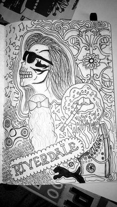 #doodles #bulletjournal #drawings