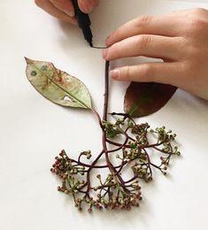 Leaf Art, Bobby Pins, Hair Accessories, Artwork, Beauty, Work Of Art, Auguste Rodin Artwork, Hairpin, Hair Accessory