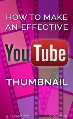 Social media marketing tips: Wondering how to make YouTube thumbnails? Click to learn how to get more visits to your video with an effective image!