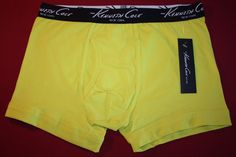 MEN'S KENNETH COLE SMALL S KEY LIME Boxer Brief cotton spandex Underwear  #KennethCole #BoxerBrief #Boxer #Brief #Underwear #mens #cotton