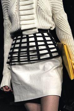 For Megan   Sass & Bide FW13/14 London Fashion Week